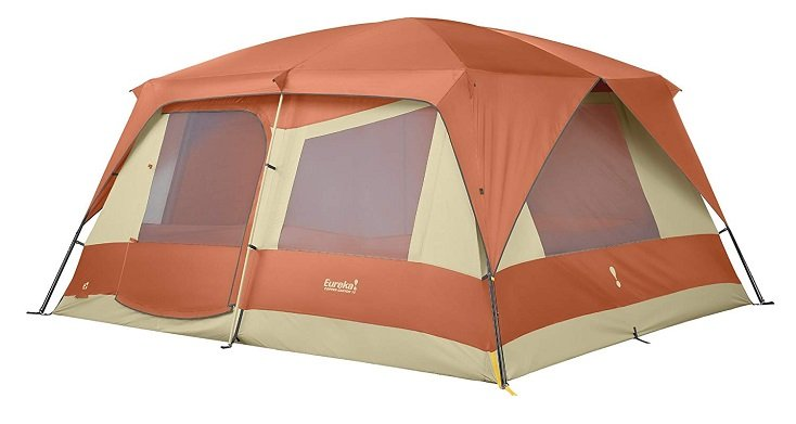 Eureka Copper Canyon 12 Person Family Camping Tent