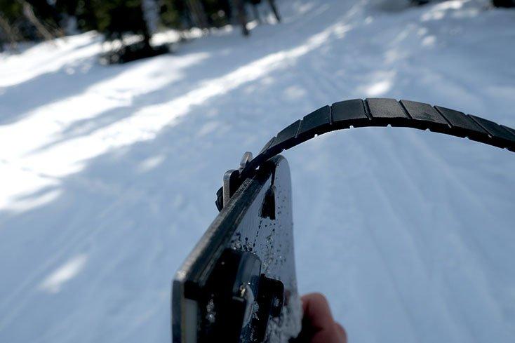 Jones Snowboards Splitboard Tail