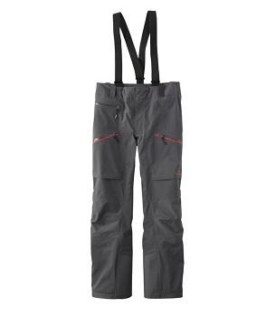 Mens L.L. Bean North Col Gore-Tex Pro Pants