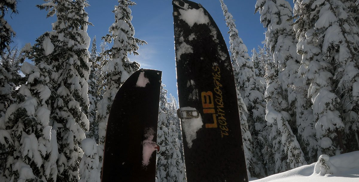 Lib Tech Split BRD Splitboard Review