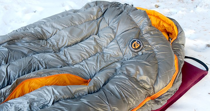 -20 F Sleeping Bag