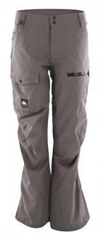 Mens Quiksilver Utility Stretch Snowboard Pants