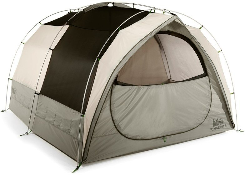 REI Kingdom 6 Family Camping Tent