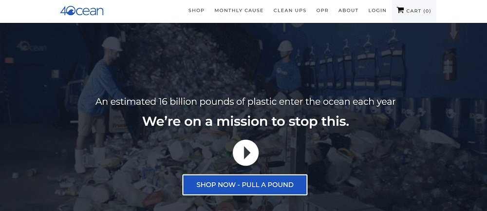 4ocean Charity