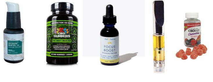 Best CBD Brands for Pain