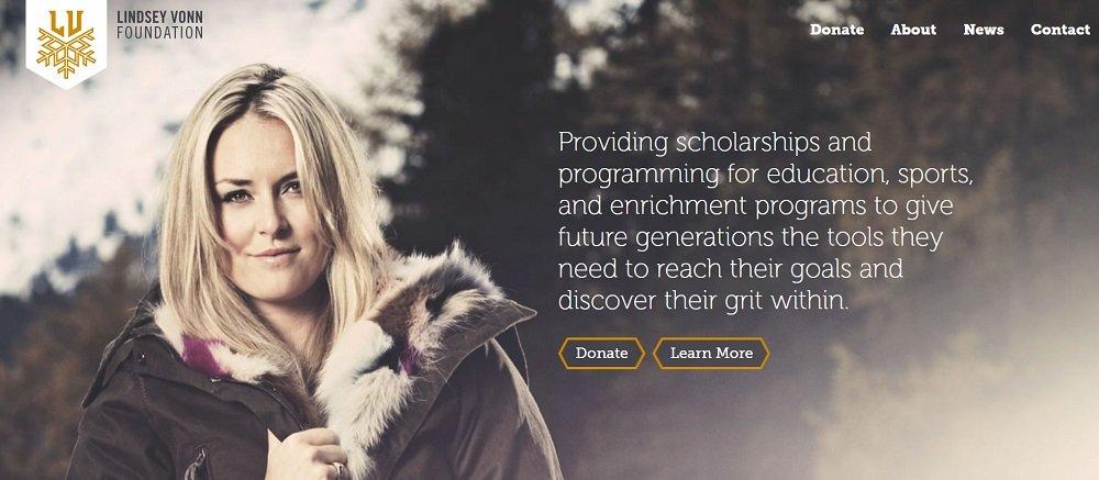 Lindsey Vonn Foundation Charity