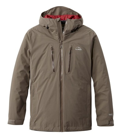 LL Bean Down Jacket for Men
