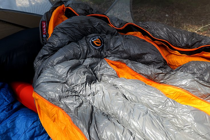 Mens Sleeping Bag - Nemo Sonic