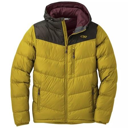 Insulated Down Ski Jacket