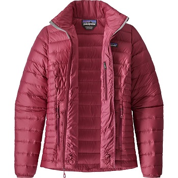 Down Jacket fro Women from Patagonia Purple