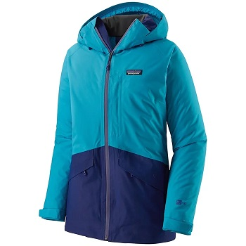 Womens Blue Ski Jacket Patagonia