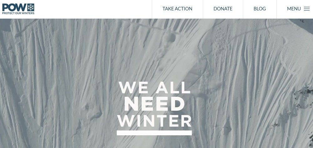Protect our Winters Charity