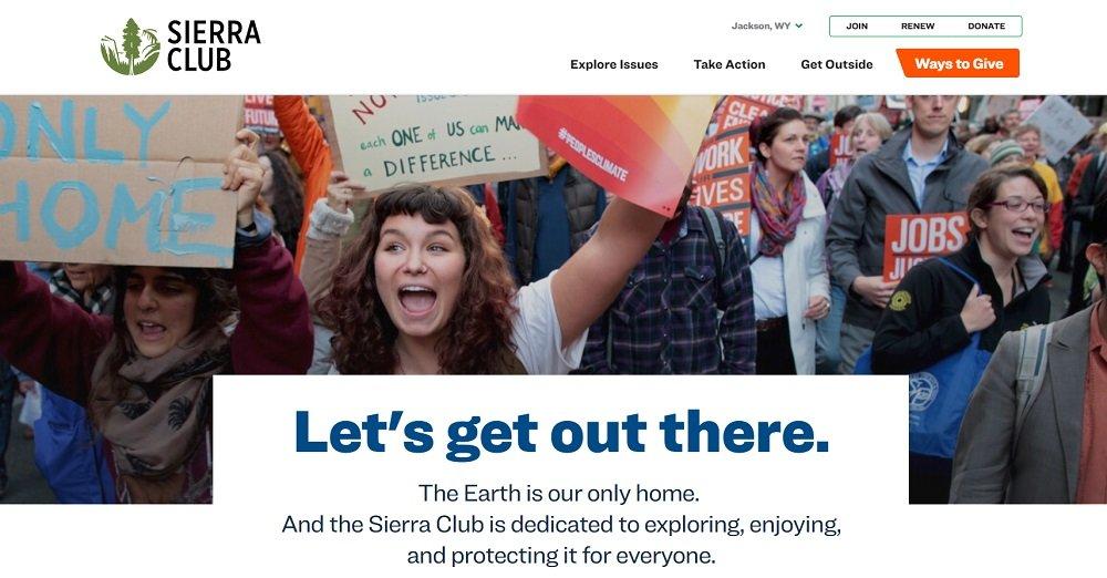 Sierra Club Charity
