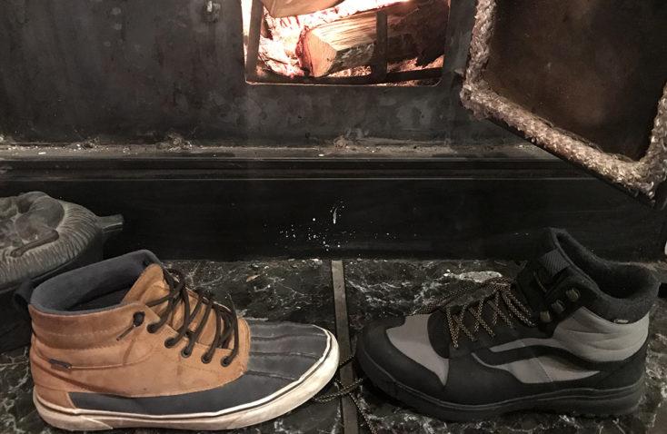 Vans Ultrarange Hi Gore-Tex MTE Boots