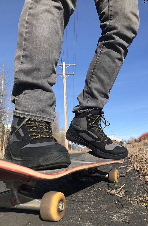Skateboard Shoes Vans Ultrarange Hi Gore-Tex MTE