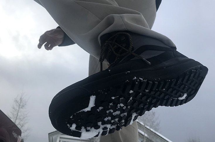 Winter Skateboard Shoes