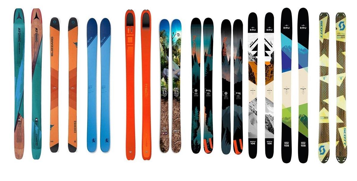 best backcountry ski 2018