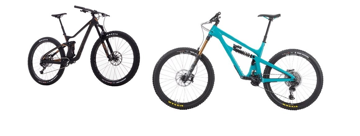 The 10 Best Full Suspension & Cross Country Mountain Bikes