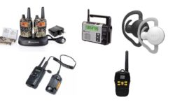 Best Walkie Talkies for Outdoors