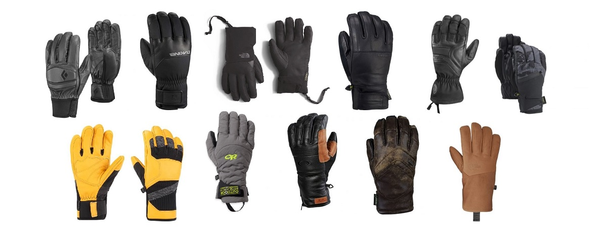 Top 10 Snowboard Gloves for 2021