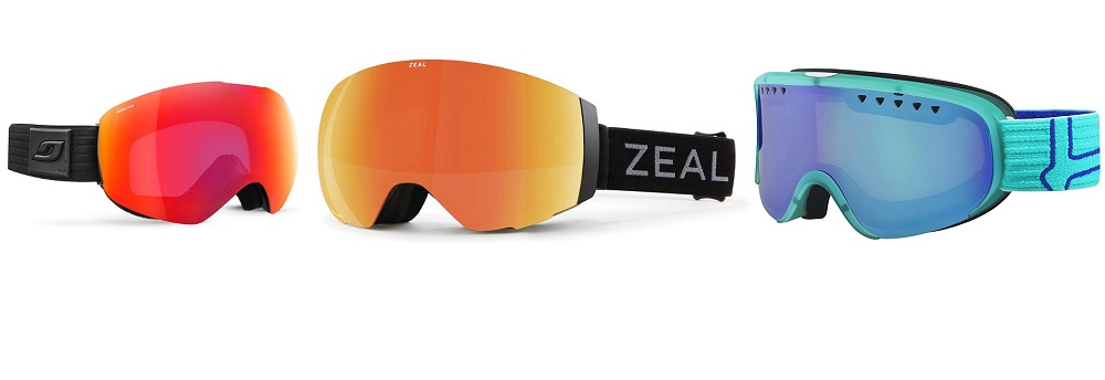 Top 10 Snowboard Goggles for 2021
