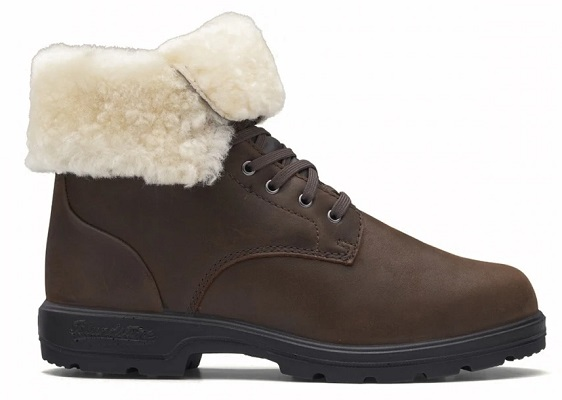 Mens Blundstone Lace Boots