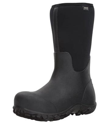 Bogs Men's Black Boots