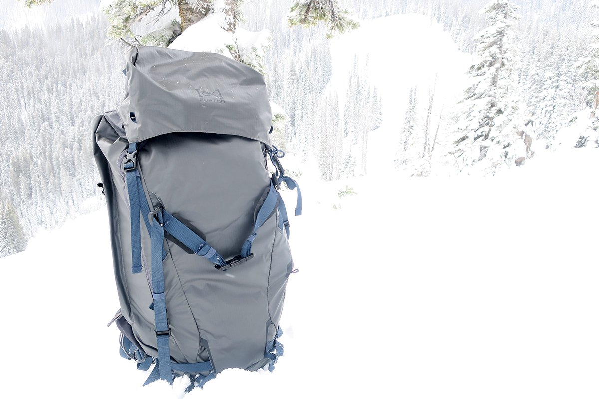 Burton Incline 40L Backpack Review