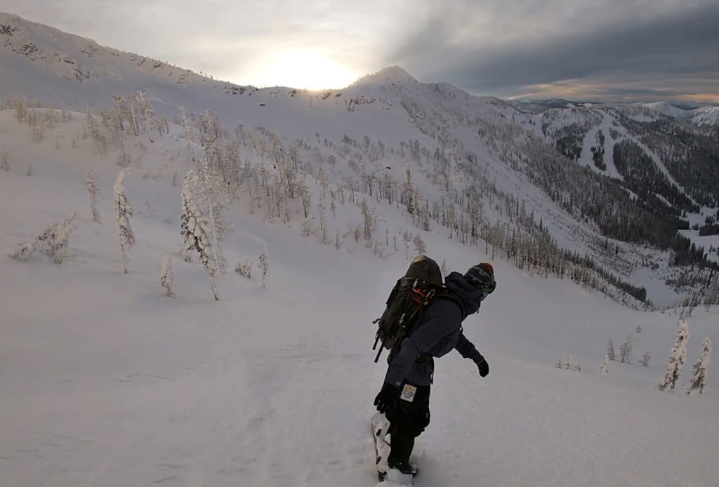 Burton Snowboarding Backpack