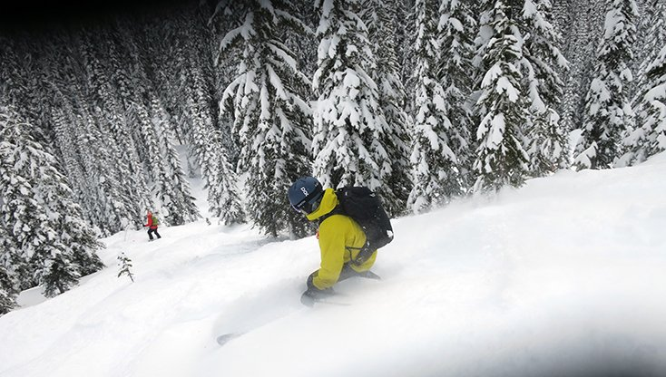 Skiing Valhalla Powdercats
