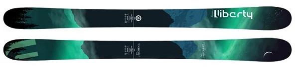 2021 Liberty Women's Powder Ski