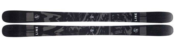2020 Line Blend Skis