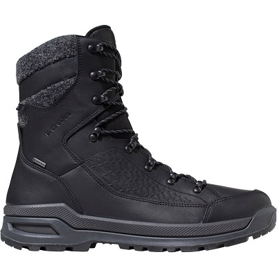 Mens Black Boots from Lowa