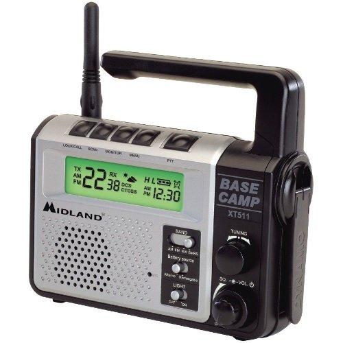 Emergency Radio Midland Base Camp Radio