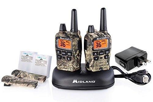 Walkie Talie Midland GMRS Two-Way Radios