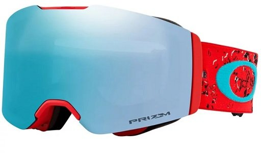Oakley Snowboard Goggle Red