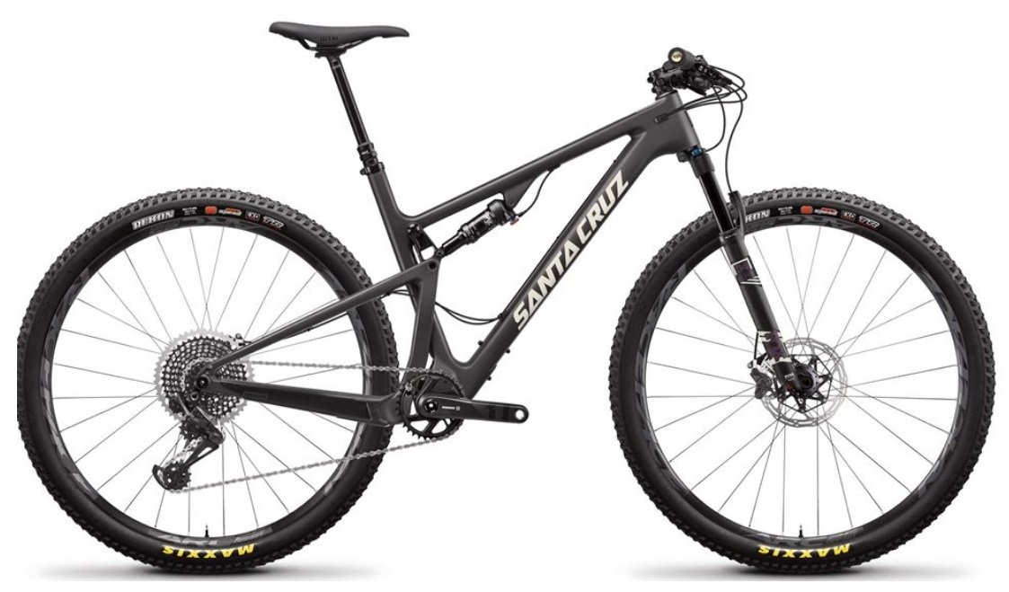 SANTA CRUZ MTB BLUR CC X01 TRAIL BIKE 2019