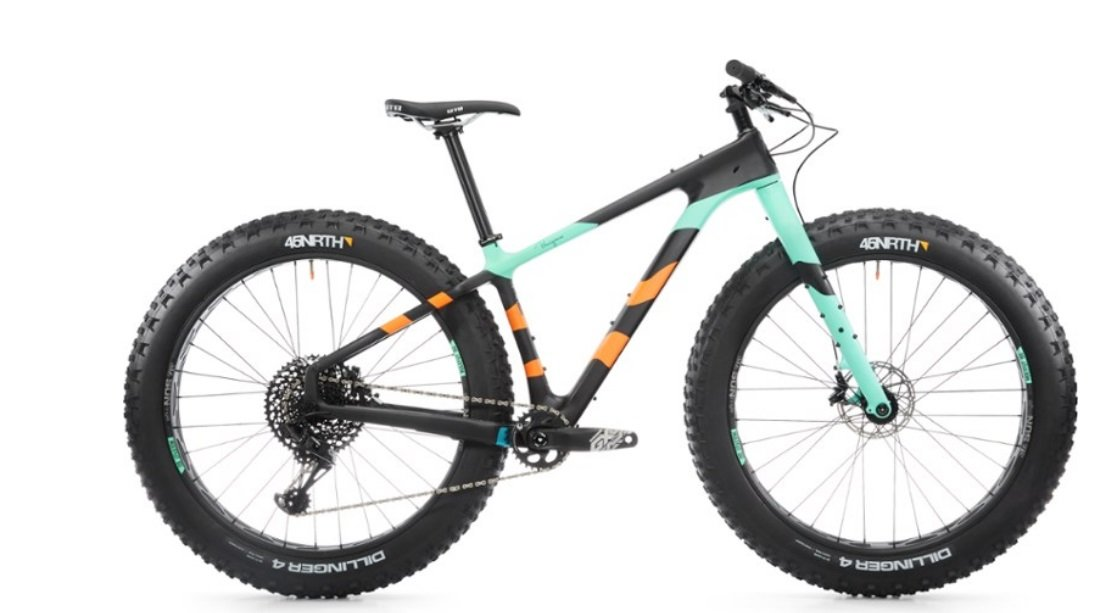 Salsa MTB Beargrease Carbon GX Eagle Fat Bike