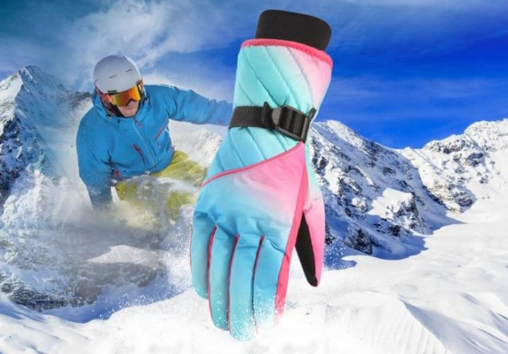Best Men's Ski Gloves 2018