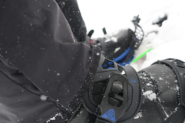 Union Snowboard Straps