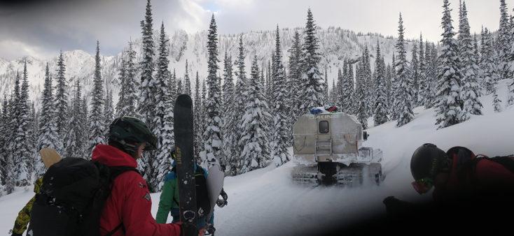 Valhalla Powdercats Snowcat Skiing Review