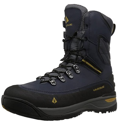 Purple Mens Hiking Boots