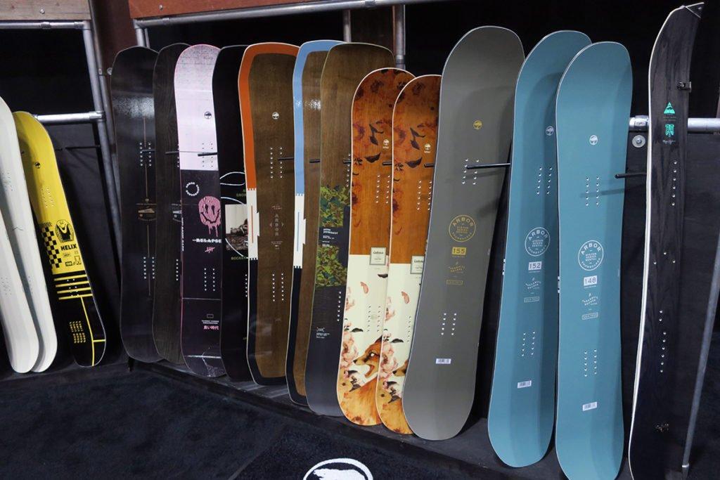 2020 Arbor Snowboards