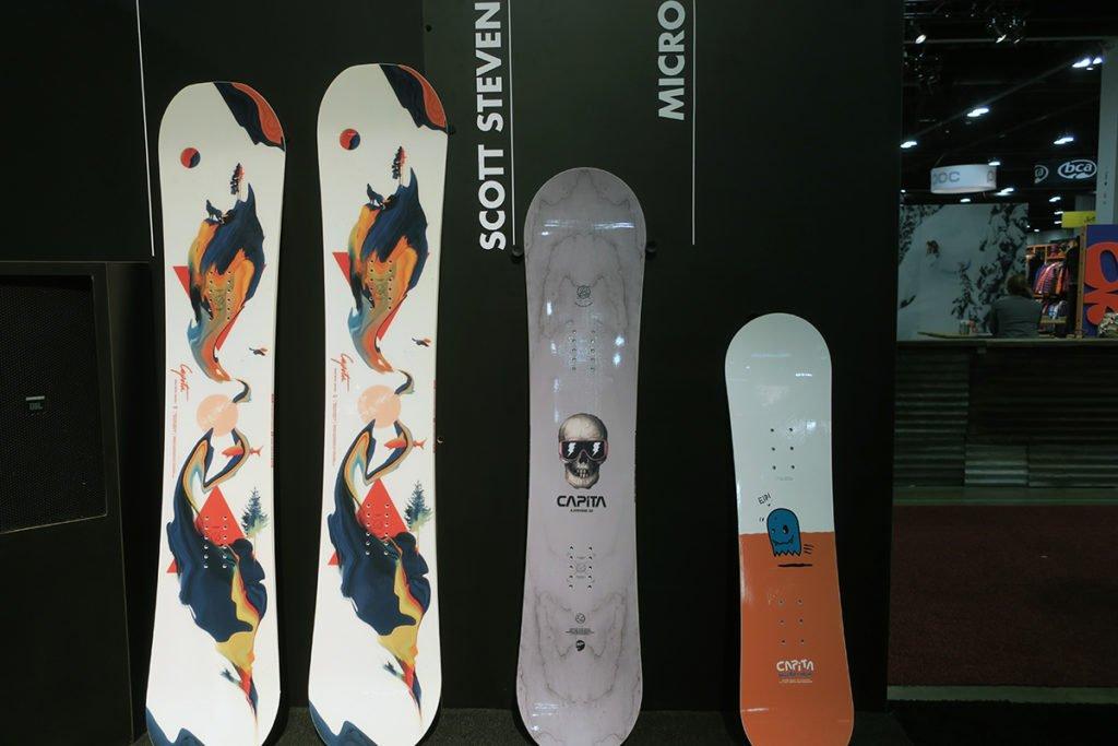 Capita Snowboards 2019-2020