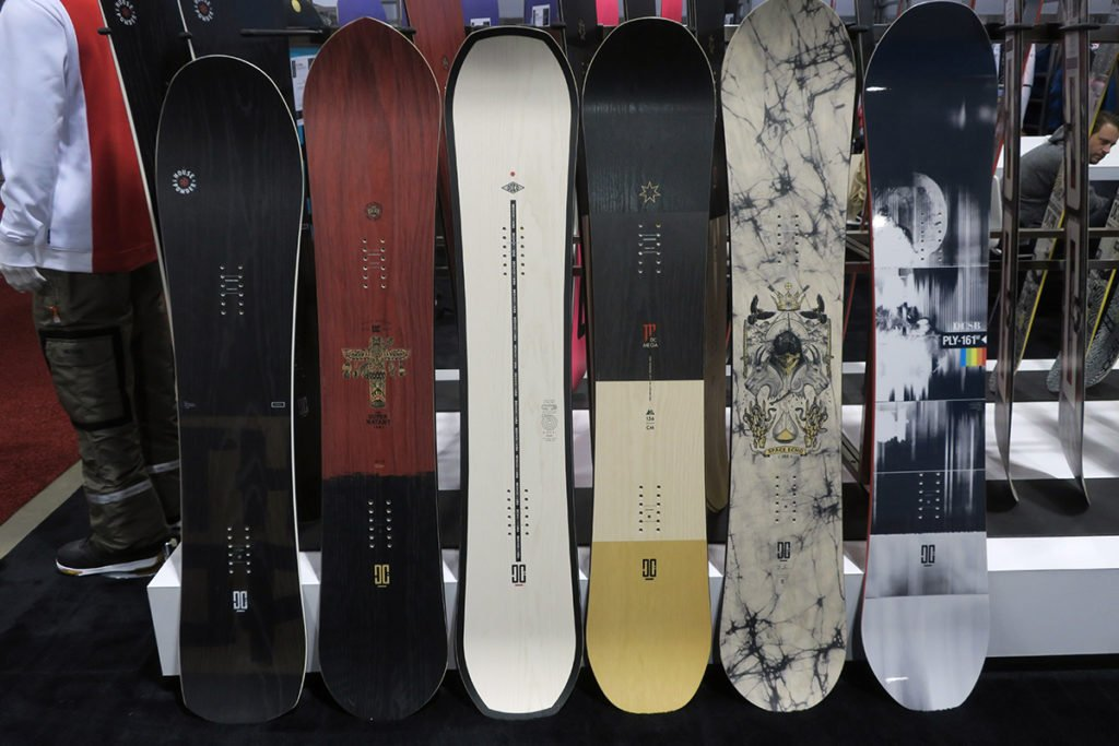 2020 DC Snowboards