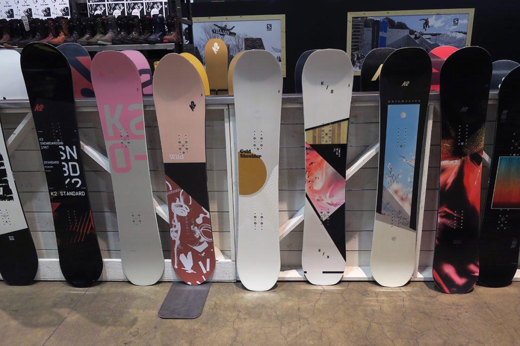 K2 Snowboards 2019-2020