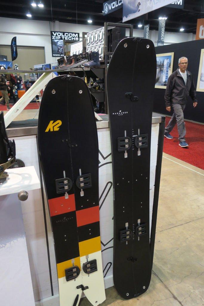 2020 K2 Splitboards