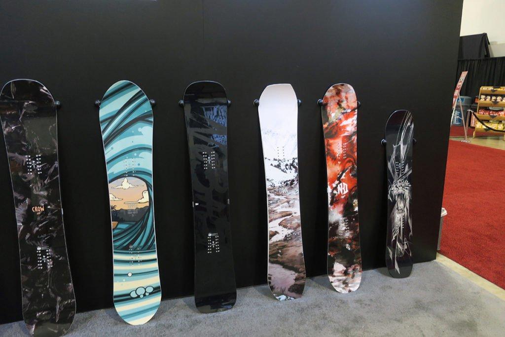 2020 nobody Snowboards