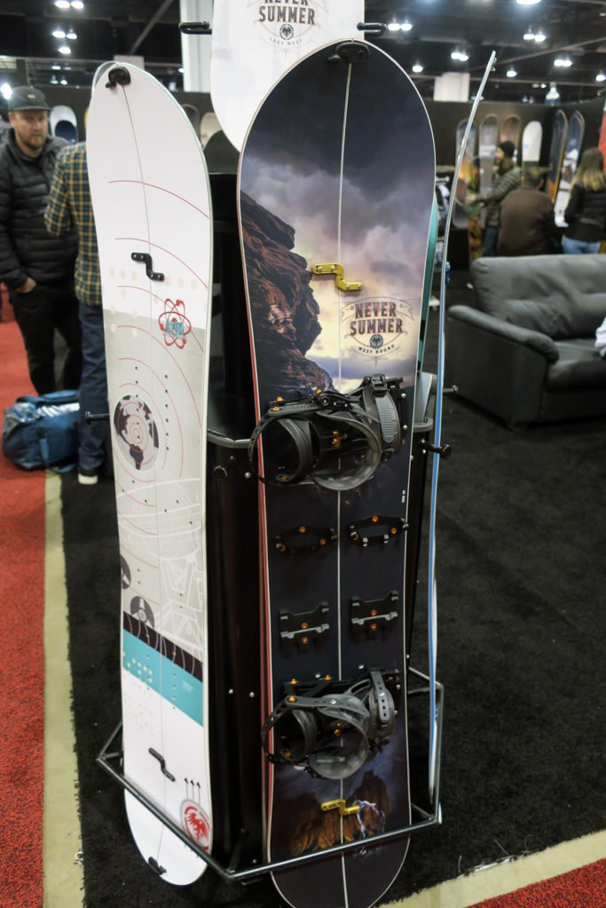 Never Summer Splitboards 2020