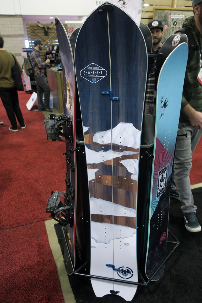 2019-2020 Never Summer Splitboards